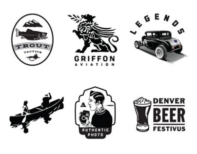 Recent Logos By David Cran