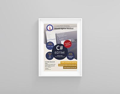 CSharp Class Poster Design