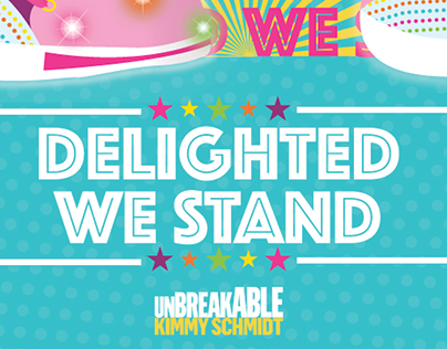 Delighted We Stand -- Unbreakable Kimmy Schmidt