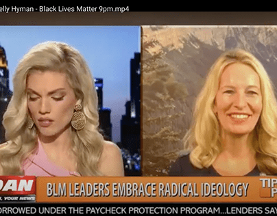 Kelly Hyman Speaks on BLM Movement