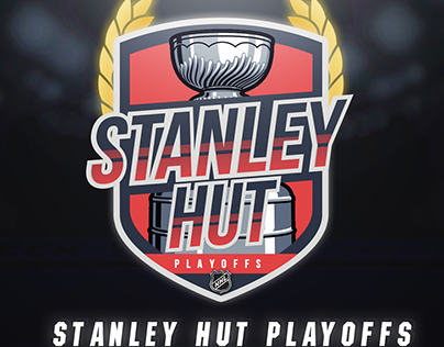 Logo for the Stanley HUT Playoffs Series
