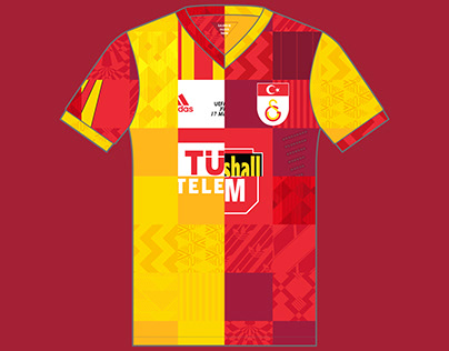 Galatasaray Kit History, from 1905 to present