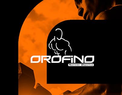 Presentación Orofino Nutrición Deportiva.
