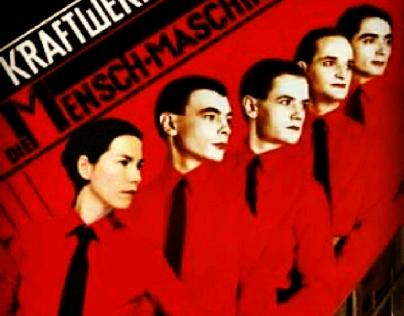 selfportrait with Kraftwerk