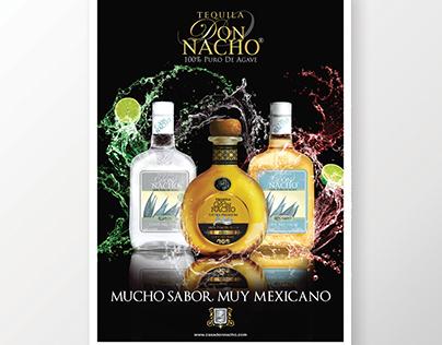 Casa Don Nacho. Posters promocionales