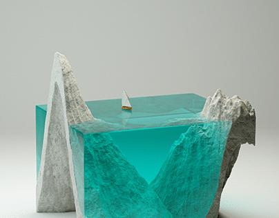 Concrete Sculpture Explorations