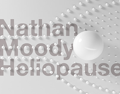 Nathan Moody : Heliopause