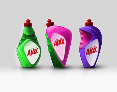 Redesign soap bottle