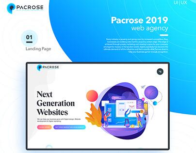 Pacrose Web Agency