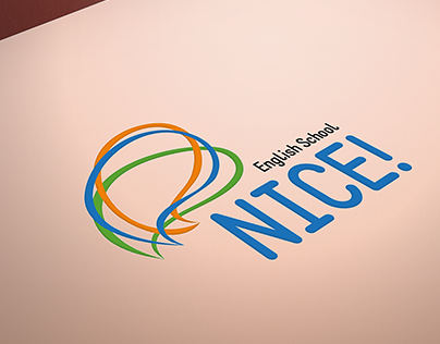Nice! English School | Identidade Visual