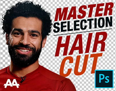 Hair Selection - Master Selection In Adobe Photoshop