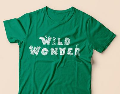 Wild Wonder T-Shirt: A ROCHA USA