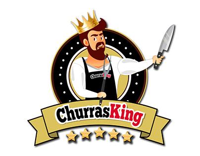 Logo Churrasking