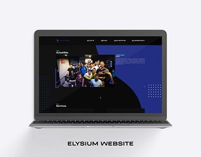 Maquette Site (Elysium)