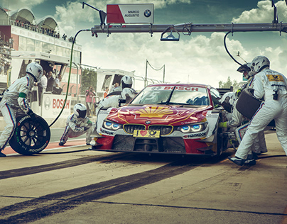 DTM [Moscow. 2017]