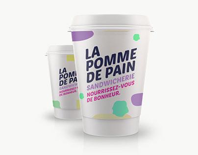 Branding La Pomme de Pain