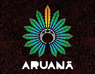 Acampamento Aruanã   Logo