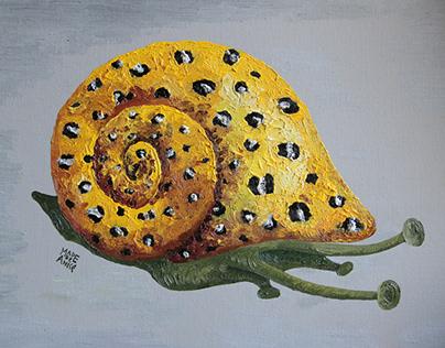 Snaivolution 🐌