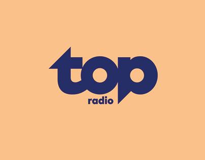 TopRadio: rebranding of a radiostation.