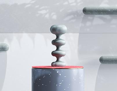 Morphing Vases
