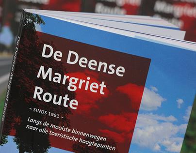 Denmark's Marguerite (daisy) Route book design