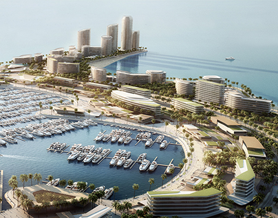 10 DESIGN | Marina Islands Master Plan