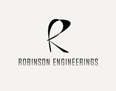 Exclusive Logo No 1 - Robinson Engineering