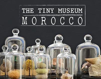 Tiny Museum Morocco - Branding & Design collection