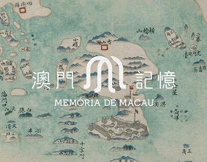 Macao Memory -Brand Identity