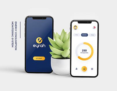 eyrah Mobile App Design