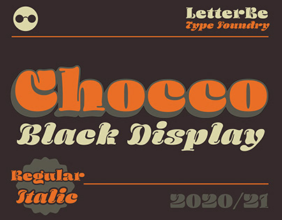 Chocco Font Family