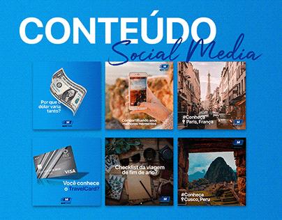 Conteúdo Social Media - Maxi Câmbio