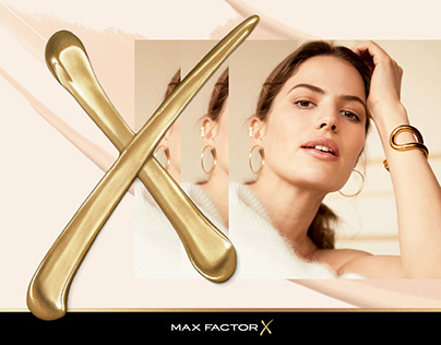 Graphic Design | Max Factor