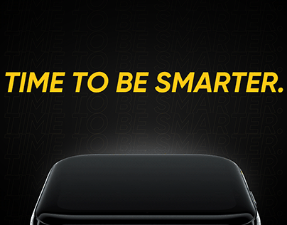 realme Smart Watch Teaser