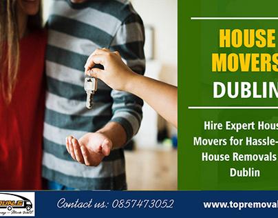 House Movers Dublin