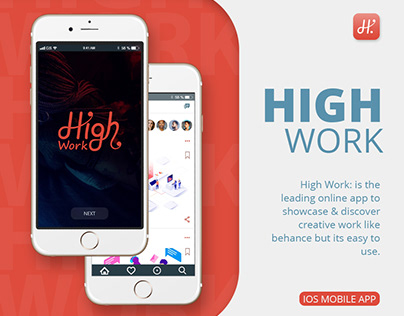 High Work - Mobile App