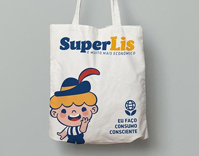 SuperLis // Rebranding
