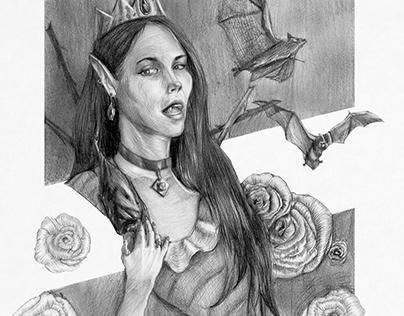 Queen of Vampires