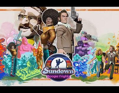 Sundown: Boogie Frights [EA Canada]