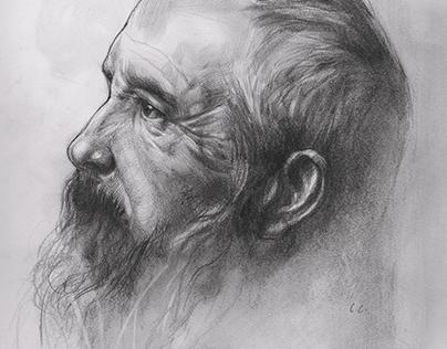 Sketchbook: Portrait