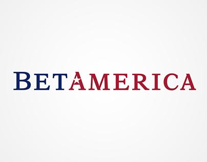 BetAmerica - Identity + Collateral
