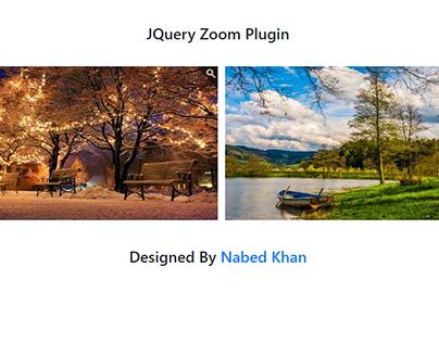 JQuery Zoom Plugin