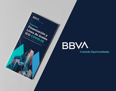 BBVA - Brochure (Concept)