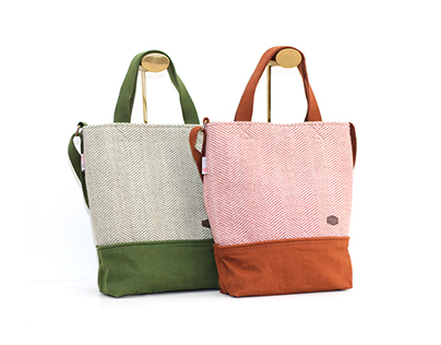 Warmi - Handwoven Tote Bag