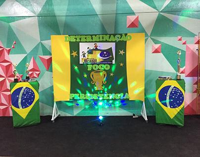 Esquenta Prova Brasil JM