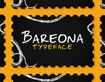 Bareona - Free Handwritten Font