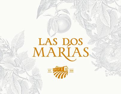 Las Dos Marías Branding &Packaging
