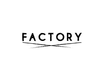F A C T O R Y | Personal Branding