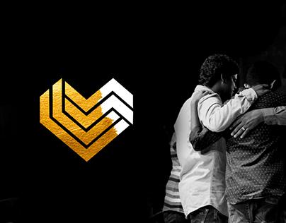 True heart Foundation | Logo & Brand Design