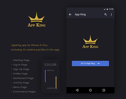 AppKing Mobile App